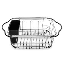 Over The Sink Drying Rack 3 In 1 Dish Drying Rack For Small Counter Space Rltsource Llc