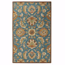 Small Picture Home Decorators Collection Vogue Teal Blue 9 ft x 12 ft Area Rug