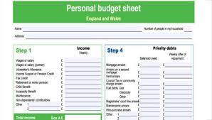 Free 37 Sample Budget Forms Pdf