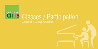 yuba sutter arts classes partition