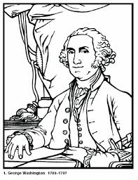 Presidents Day Printable Coloring Pages Presidents Day Coloring ...