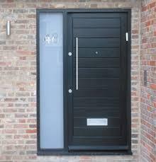 front doors with side panelscontemporary black front doors  Google Search  Front door