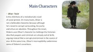 oliver twist by munwar ali bozdar thp section d 6 other characters
