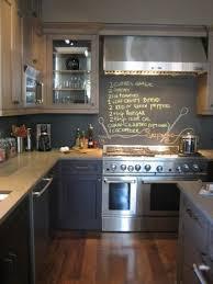 Backsplash Design Idea Kitchen Remodel Ideas Pinterest Kitchen Cool Chalkboard Paint Backsplash Remodelling