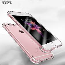 Luxury <b>Airbag Drop Protection Case</b> For iPhone 6 s 6S 7 7S 8 Plus ...