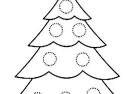 Free Printable Christmas Tree Template Popisgrzegorz Com