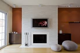 living room white wooden table simple furnace paint ideas with accent wall blue on the square