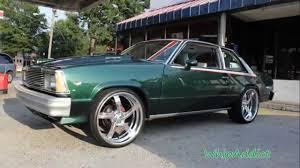 WhipAddict: 81' Chevrolet Malibu SS on Bonspeed Sweep 22s - YouTube