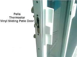 pella sliding door parts idea patio or glass lock replacement doors o1