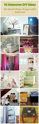 bedroom ideas 2. 10 Awesome DIY Ideas For Decorating A 2-year Old\u0027s Bedroom 2