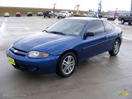 2005 Arrival Blue Metallic Chevrolet Cavalier Coupe #1649368 ...