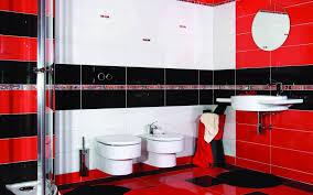 Bathroom Ideas Cool Design Red White Bathroom Ideas Black And  Thesouvlakihouse Com Blue Astounding Ideas Red