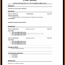 Resumes For Dummies Resume For Dummies Fred Resumes 1