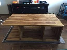 beautiful hardwood coffee table ozdesign