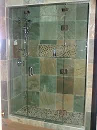 clear glass shower doors seamless glass shower doors keeping clear glass shower doors clean