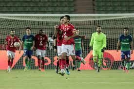 فى بروفة قوية لنهائى افريقيا الاهلى يفوز برباعية على مصر المقاصة مقابل هدف