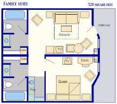 Staybridge Suites Floor Plan