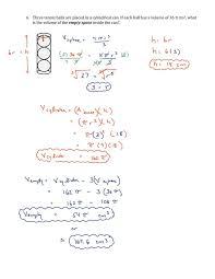 surface area and volume of 3d shapes 03 answers 3 03_orig blog archives mr auger's grade 9 enriched math on volume of 3d shapes worksheet pdf
