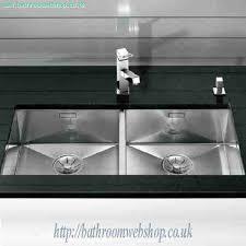 Elegant White Undermount Kitchen Sink Single Bowl Blanco Single Blanco Undermount Kitchen Sink