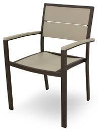 Trex Outdoor Furniture TXS123 1 16SC Surf City 7 Piece Dining Set