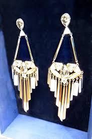 swarovski chandelier airy pierced crystal dangle bridal earrings 5037441 150 1737280678