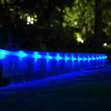 Solar Rope Lights For Garden Amazon Com Lte 50 Led Solar Rope Lights 23ft 16 5ft Rope