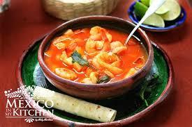 caldo de camarón mexican shrimp soup