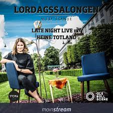 Heine totland (born 16 october 1970 in moster, bømlo, norway) is a norwegian singer and has featured in several prominent productions, like state, gli scapoli, silje nergaard, the musical sophies verden, køhn/johansen sextet, among others.totland was educated at the music colledge at stord, and liszt akademy in budapest. Episode 035 Late Night Live M Heine Totland Lordagssalongen Acast