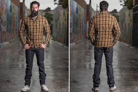 The Flat Head 3002 Size Chart The Flat Head 3002 3 5 Years 5 Washes 1 Soak Fade Of