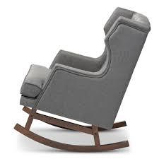 baxton studio iona mid century retro modern. Modern Rocking Chair Lovely Baxton Studio Iona Mid Century Retro Wingback M