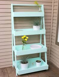 diy tower plant stand