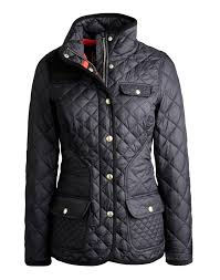 Joules Ladies Calverly Quilt Jacket Black | Red Rae Town & Country & CALVERLY Womens Quilted Jacket Adamdwight.com