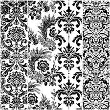 Damask Pattern Free Damask Pattern 5 Blood Splatter Brushes Photoshop 123freebrushes