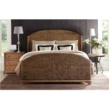 Seagrass Bedroom Furniture Riverside Furnitures Sherborne Seagrass Woven Bed In Toasted