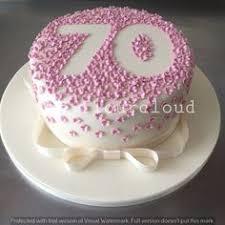 79 Awesome 70th Birthday Cake Images Birthday Cakes Amazing Cakes