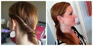Twisted Hair Style hair tutorial how to do a fancy ponytail twist pretty extraordinary 3387 by wearticles.com