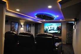 home theater ceiling lighting. Home Theater Ceiling Stars Lighting