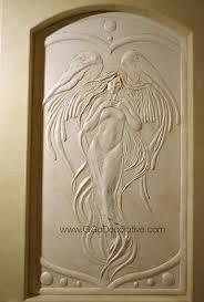 angel mural sculpture2