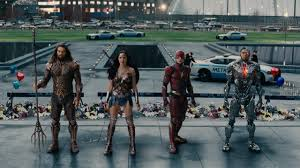 Yep The New Justice League Trailer Is All About Wonder Woman.