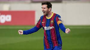 Barcelona positive on Lionel Messi's contract and expect to seal new deal  in the first week of August - Eurosport