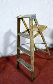 4 ft wood ladder wooden ladder is tall in good shape does 4 foot wood ladder