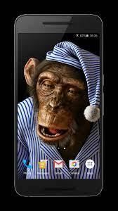 Funny Monkey 3D Live Wallpaper for ...