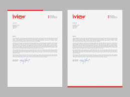 Letterhead Design By Logodentity For Letter Head, For Use On Daily ...