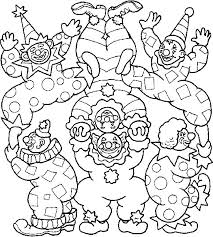 Small Picture Circus coloring pages clowns ColoringStar
