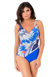 Athena Swimwear Size Chart Miradonna By Miraclesuit Beach Tribe Athena One Piece