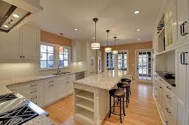 Types of kitchen lighting Recessed Lighting Types Of Kitchen Lighting Kukun Kitchen Lighting Tips To Keep In Mind When Designing Your Kitchen