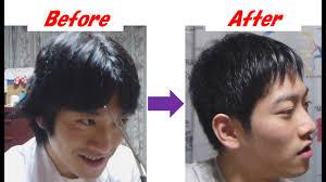 超絶特技薬剤師が一人で髪を切ってみた美容師もビックリ一人散髪