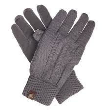 Купить <b>перчатки Harrison Richard Gloves</b> Grey в интернет ...