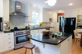 Kitchens With Uba Tuba Granite Interior Decoration Country Kitchen With White Kitchen Island