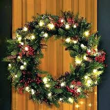 large outdoor lighted wreaths designs home interior figurines